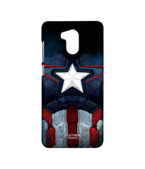 Avengers Captain America Age of Ultron Cap Am Suit Sublime Case for Xiaomi Redmi 4 Prime