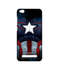 Avengers Captain America Age of Ultron Cap Am Suit Sublime Case for Xiaomi Redmi 4A