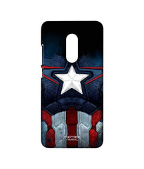 Avengers Captain America Age of Ultron Cap Am Suit Sublime Case for Xiaomi Redmi Note 4