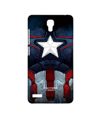 Avengers Captain America Age of Ultron Cap Am Suit Sublime Case for Xiaomi Redmi Note Prime