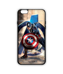 Avengers Captain America Age of Ultron Super Soldier Lite Case for iPhone 6 Plus