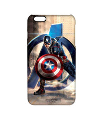 Avengers Captain America Age of Ultron Super Soldier Pro Case for iPhone 6 Plus