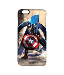 Avengers Captain America Age of Ultron Super Soldier Pro Case for iPhone 6S