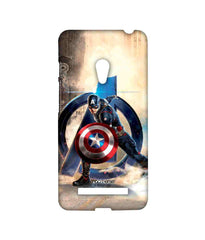 Avengers Captain America Age of Ultron Super Soldier Sublime Case for Asus Zenfone 5