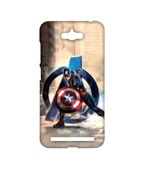 Avengers Captain America Age of Ultron Super Soldier Sublime Case for Asus Zenfone Max