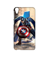 Avengers Captain America Age of Ultron Super Soldier Sublime Case for HTC Desire 820