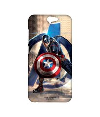 Avengers Captain America Age of Ultron Super Soldier Sublime Case for HTC One A9