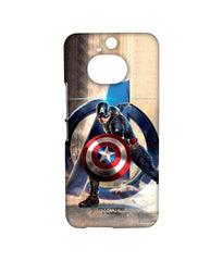 Avengers Captain America Age of Ultron Super Soldier Sublime Case for HTC One M9 Plus