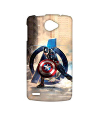 Avengers Captain America Age of Ultron Super Soldier Sublime Case for Lenovo S920