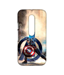 Avengers Captain America Age of Ultron Super Soldier Sublime Case for Moto G Turbo
