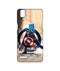 Avengers Captain America Age of Ultron Super Soldier Sublime Case for Oppo F1