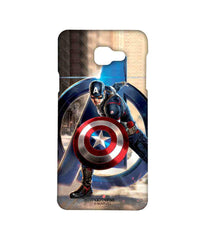 Avengers Captain America Age of Ultron Super Soldier Sublime Case for Samsung A7 (2016)