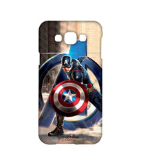 Avengers Captain America Age of Ultron Super Soldier Sublime Case for Samsung A8