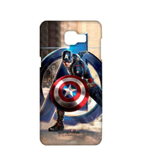 Avengers Captain America Age of Ultron Super Soldier Sublime Case for Samsung A9 Pro