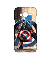 Avengers Captain America Age of Ultron Super Soldier Sublime Case for Samsung J3 (2016)