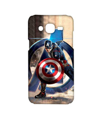 Avengers Captain America Age of Ultron Super Soldier Sublime Case for Samsung J5