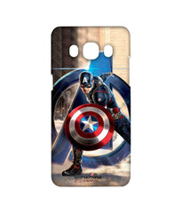 Avengers Captain America Age of Ultron Super Soldier Sublime Case for Samsung J5 (2016)