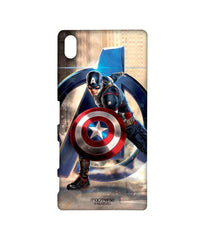 Avengers Captain America Age of Ultron Super Soldier Sublime Case for Sony Xperia Z5 Premium