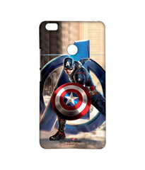 Avengers Captain America Age of Ultron Super Soldier Sublime Case for Xiaomi Mi Max