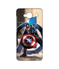Avengers Captain America Age of Ultron Super Soldier Sublime Case for Xiaomi Redmi 2