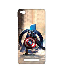 Avengers Captain America Age of Ultron Super Soldier Sublime Case for Xiaomi Redmi 3S