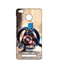 Avengers Captain America Age of Ultron Super Soldier Sublime Case for Xiaomi Redmi 3S Prime