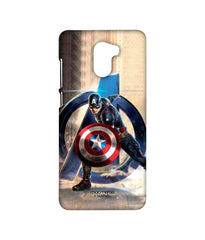 Avengers Captain America Age of Ultron Super Soldier Sublime Case for Xiaomi Redmi 4