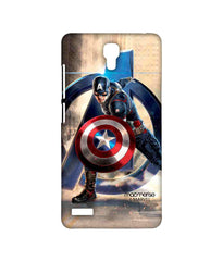 Avengers Captain America Age of Ultron Super Soldier Sublime Case for Xiaomi Redmi Note Prime