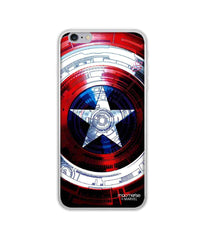 Avengers Captain America Assemble Captains Shield Decoded Jello Case for iPhone 6 Plus