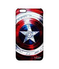 Avengers Captain America Assemble Captains Shield Decoded Pro Case for iPhone 6 Plus