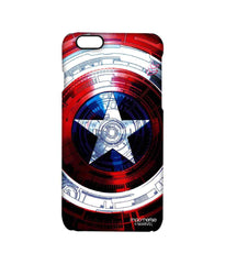 Avengers Captain America Assemble Captains Shield Decoded Pro Case for iPhone 6S