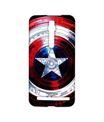 Avengers Captain America Assemble Captains Shield Decoded Sublime Case for Asus Zenfone 2