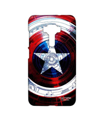 Avengers Captain America Assemble Captains Shield Decoded Sublime Case for Asus Zenfone 3 ZE552KL