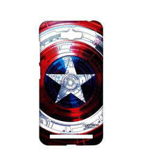 Avengers Captain America Assemble Captains Shield Decoded Sublime Case for Asus Zenfone Max