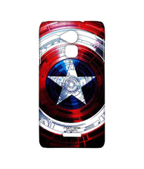 Avengers Captain America Assemble Captains Shield Decoded Sublime Case for Coolpad Note 3