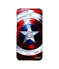 Avengers Captain America Assemble Captains Shield Decoded Sublime Case for HTC One A9