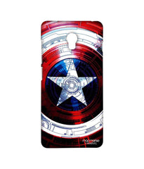 Avengers Captain America Assemble Captains Shield Decoded Sublime Case for Lenovo Vibe P1