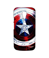 Avengers Captain America Assemble Captains Shield Decoded Sublime Case for Moto G2