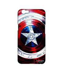 Avengers Captain America Assemble Captains Shield Decoded Sublime Case for Oppo F1s