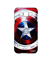 Avengers Captain America Assemble Captains Shield Decoded Sublime Case for Samsung A8