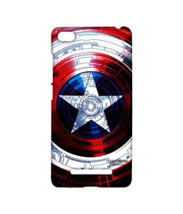 Avengers Captain America Assemble Captains Shield Decoded Sublime Case for Xiaomi Mi4i