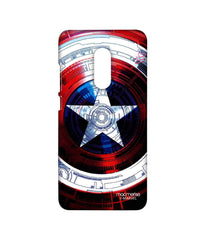 Avengers Captain America Assemble Captains Shield Decoded Sublime Case for Xiaomi Redmi Note 4