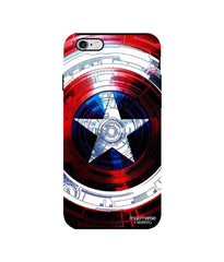 Avengers Captain America Assemble Captains Shield Decoded Tough Case for iPhone 6 Plus