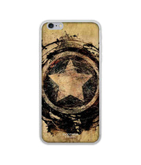 Avengers Captain America Assemble Symbolic Captain Shield Jello Case for iPhone 6 Plus