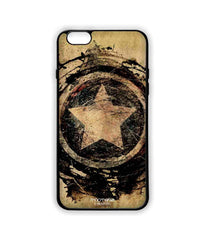 Avengers Captain America Assemble Symbolic Captain Shield Lite Case for iPhone 6 Plus