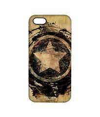 Avengers Captain America Assemble Symbolic Captain Shield Pro Case for iPhone 5/5S