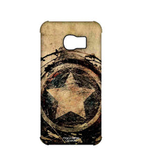 Avengers Captain America Assemble Symbolic Captain Shield Pro Case for Samsung S6 Edge