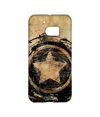 Avengers Captain America Assemble Symbolic Captain Shield Sublime Case for HTC 10