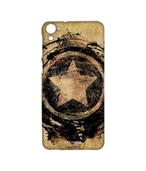 Avengers Captain America Assemble Symbolic Captain Shield Sublime Case for HTC Desire 826