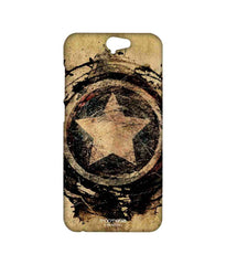 Avengers Captain America Assemble Symbolic Captain Shield Sublime Case for HTC One A9